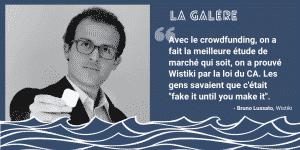 Bruno Lussato - Wistiki | Podcast La Galère | Start The F Up