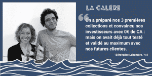 Bérengère Lehembre - Ysé | Podcast La Galère | Start The F Up