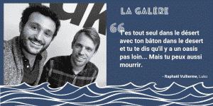 Raphaël Vullierme - Luko | Podcast La Galère | Start The F Up