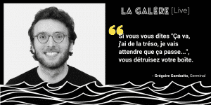 Grégoire Gambatto - Germinal | Podcast La Galère | Start The F Up
