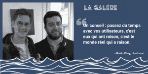 Robin Choy - HireSweet | Podcast La Galère | Start The F Up